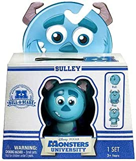 Disney Pixar Monsters University - Roll-A-Scare Monsters - Sulley by Disney
