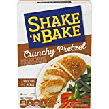 Shake 'N Bake Crunchy Pretzel Seasoned Coating Mix (2 ct Packets)