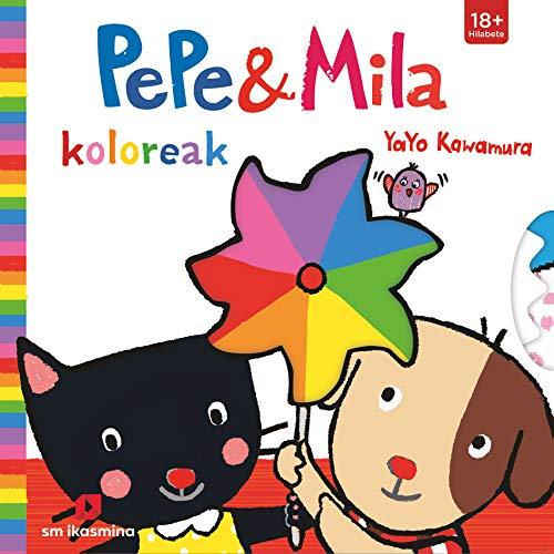 Pepe & Mila koloreak (Pepe y Mila)
