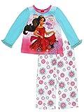 Disney Elena of Avalor Girls Pajamas (2T, Princess Teal)