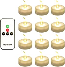 tea lights remote