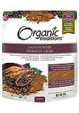 Organic Traditions Cacao Powder - 454 grams/16 Ounces…