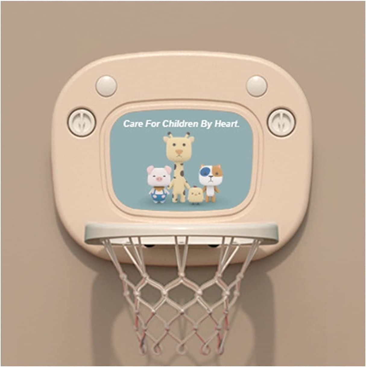 Trust Basketball Hoop Children's 1 year warranty Shooting Parent- Basket Portable Toy
