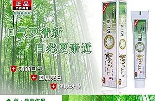 竹塩歯磨き粉 ヤニ、口臭、歯周病にお勧め120g 10点セット