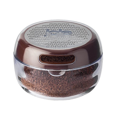 Joie Chocolate Grater Container, BPA-Free, 18/8 Stainless Steel Blade