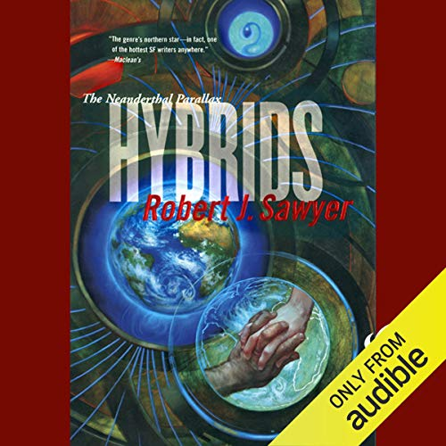 Hybrids audiobook cover art
