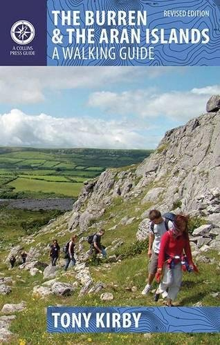 The Burren & Aran Islands: A Walking Guide (Walking Guides)