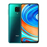Xiaomi Redmi Note 9 Pro Smartphone - 6.67' DotDisplay, 6 GB + 64 GB, 64 MP AI Quad Camera, 5020mAh (typ) NFC, Verde (Tropical Green)