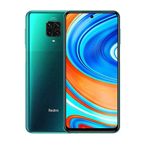 Celular Xiaomi Redmi Note 9 Pro 64gb / 6gb Ram Tela 6.67' Versão Global - Tropical Green - Verde