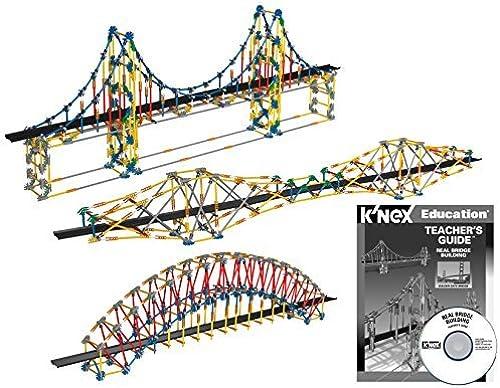 venta al por mayor barato K'NEX Education - Real Real Real Bridge Building Set by K'Nex  Precio al por mayor y calidad confiable.