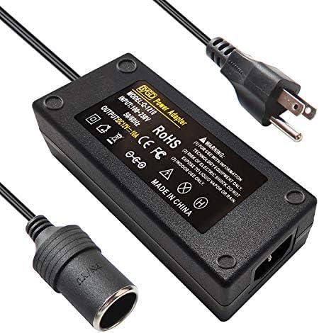 BYGD AC to DC Converter 100V 240V to 12V 10A 120W Car Cigarette Lighter Socket AC DC Power Supply product image
