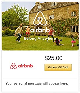 Airbnb Gift Cards - Email Delivery