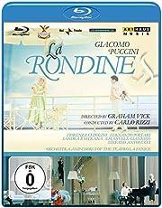 La Rondine: Live From the Teatro La Fenice Di [Blu-ray] [Import]