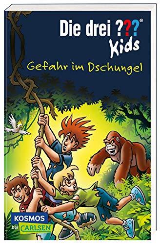 Die drei ??? Kids 62: Gefahr im Dschungel (62)