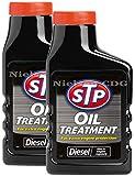 STP® 61300EN Oil Treatment for Diesel Engines 300ml - 2x300ml = 600ml