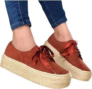 95sCloud Cómodas zapatillas para mujer con cuña Slip Ons Casual Slippers Plataforma Plana Zapatos de trabajo Cut-Outs Loaf...