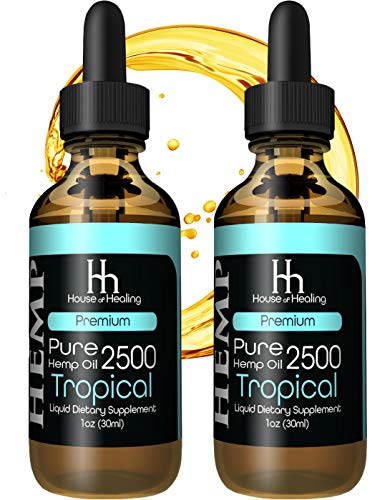 3 PACK ANXIETY RELIEF CBD2 HEMPP Oil for DOGS Fast Acting MAXIMUM STRENGTH