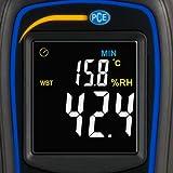 Immagine 2 termo igrometro pce 444