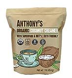 Anthony's Organic Coconut Creamer Original, 1 lb,...