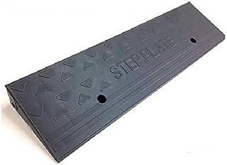 ステッププレート 本体 1枚 SP-5G(段差解消樹脂スロープ)AR-4093(アラオ) H50×D153×W600mm(900g)