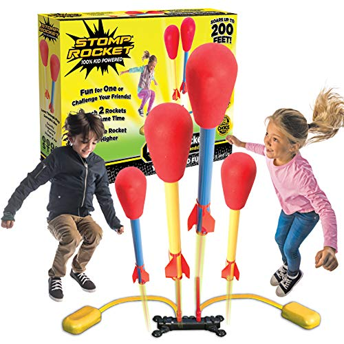 Stomp Duelling Rockets Outdoor Fun for Kids of All Ages