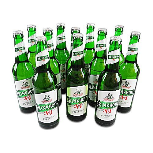 Brinkhoff's No.1 (12 Flaschen à 0,5 l / 5,0% vol.) inc. 0,96€ MEHRWEG Pfand