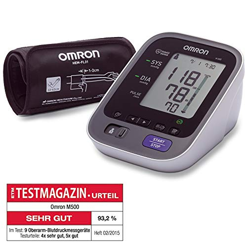 omron m500 it