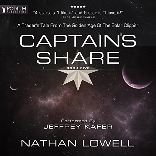 Captain's Share cover art