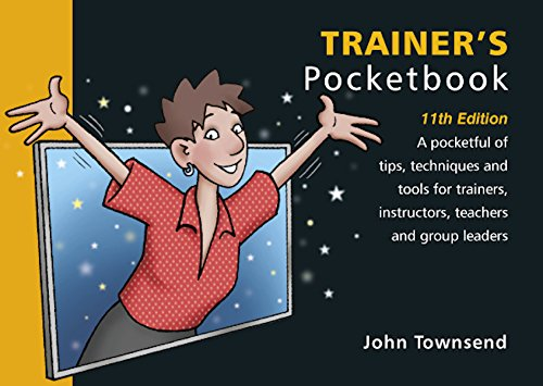 Trainer's Pocketbook: 11th Edition (English Edition)