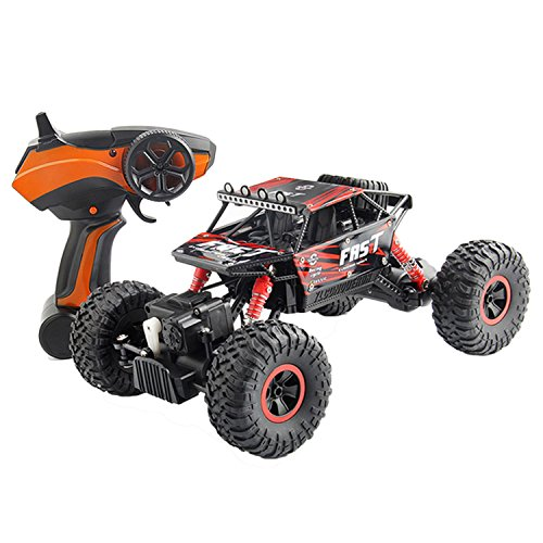 2,4 GHz control remoto eléctrico rápido Racing todoterreno camión vehículo RC coche juguete de alta velocidad 1:18 escala para niños adultos presente para niños adolescentes