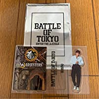 BATTLE OF TYO ENTER THE Jr.EXILE GENERATIONS 中務裕太 アクリルスタンドMADJESTERS ROSSO