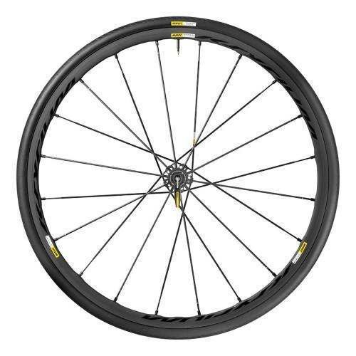 Mavic - Ksyrium Pro Exalith SL Rear, color black, talla Rear M-25