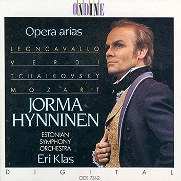 Opera Arias (Baritone) - Hynninen, Jorma