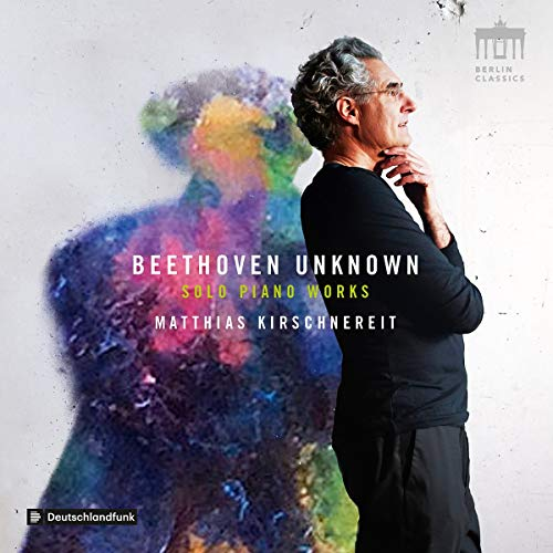 Beethoven:Unknown Solo Piano Works