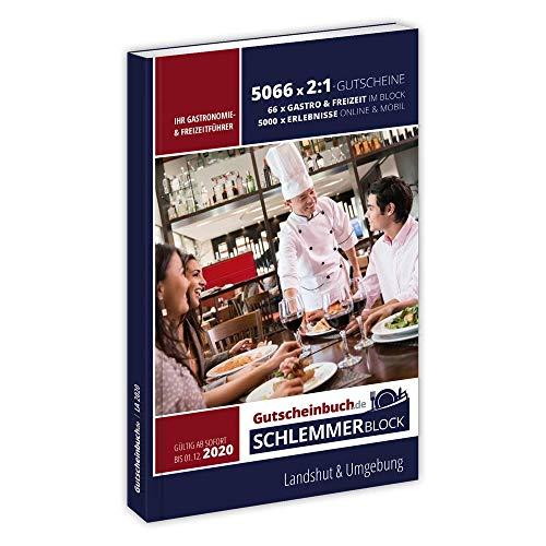 Gutscheinbuch.de Schlemmerblock Landshut & Umgebung 2020