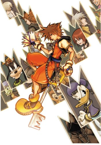 Kingdom Hearts Trading Card Game Chapter Pack