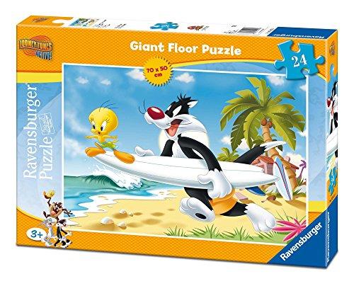 Ravensburger – Looney Tunes, Puzzle de 24 pièces (05413 8)