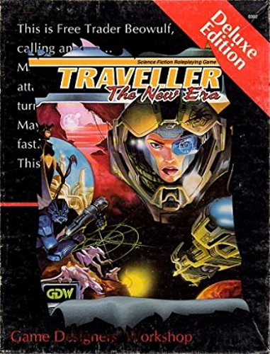 GDW Traveller - The New Era (Deluxe Edition)