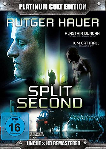 Split Second - Platinum Cult Edition [2 DVDs]