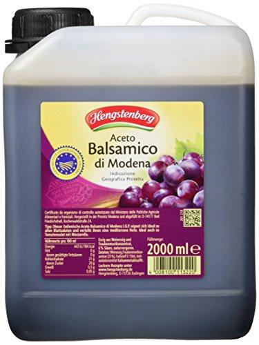 Aceto Balsamico di Modena dunkel l, 1er Pack (1 x 2000 ml)
