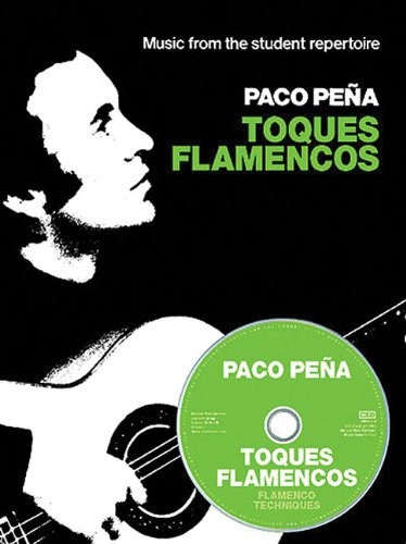 Toques Flamencos (Book & CD): Noten, CD für Gitarre (Music from the Student Repertoire)