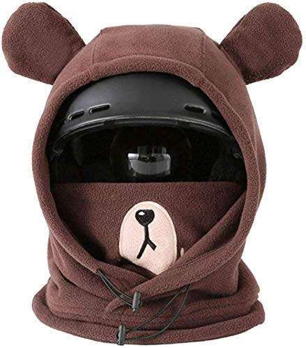 JIAHE115 mini-baseballmuts voor skihelm Cartoon Ski muts warm snowboard in de buitenlucht