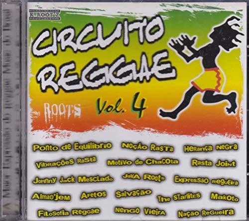 Circuito Reggae - Cd Vol 4 - 2003