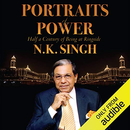 Portraits of Power cover art