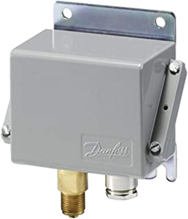 Pressure Switch; KPS35; 0-116psig; 6-22psig Diff; -40-212F Media Temp; G 1/4