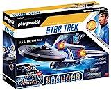 PLAYMOBIL Star Trek - U.S.S. Enterprise NCC-1701, A partir de 10 años (70548)