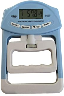 GU YONG TAO Digital Hand Dynamometer Grip Strength Measurement Meter, High Precision, Easy to Read, Large LCD Screen, Auto Capturing, Hand Grip Power 200 Lbs / 90 Kg