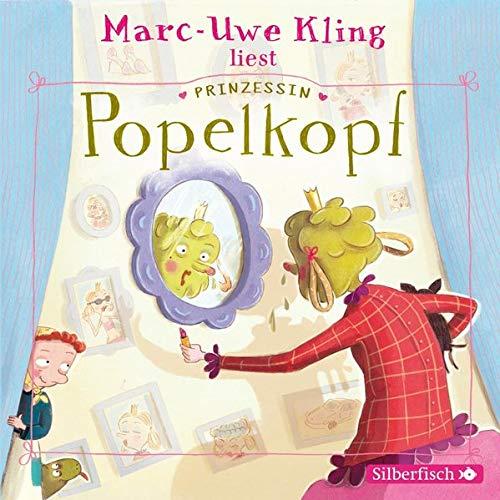Couverture de Prinzessin Popelkopf