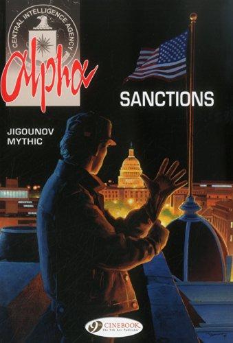 Alpha - tome 4 Sanctions (04)