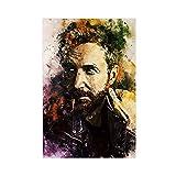 Leinwand-Poster mit Musik, David Guetta, Schlafzimmer,